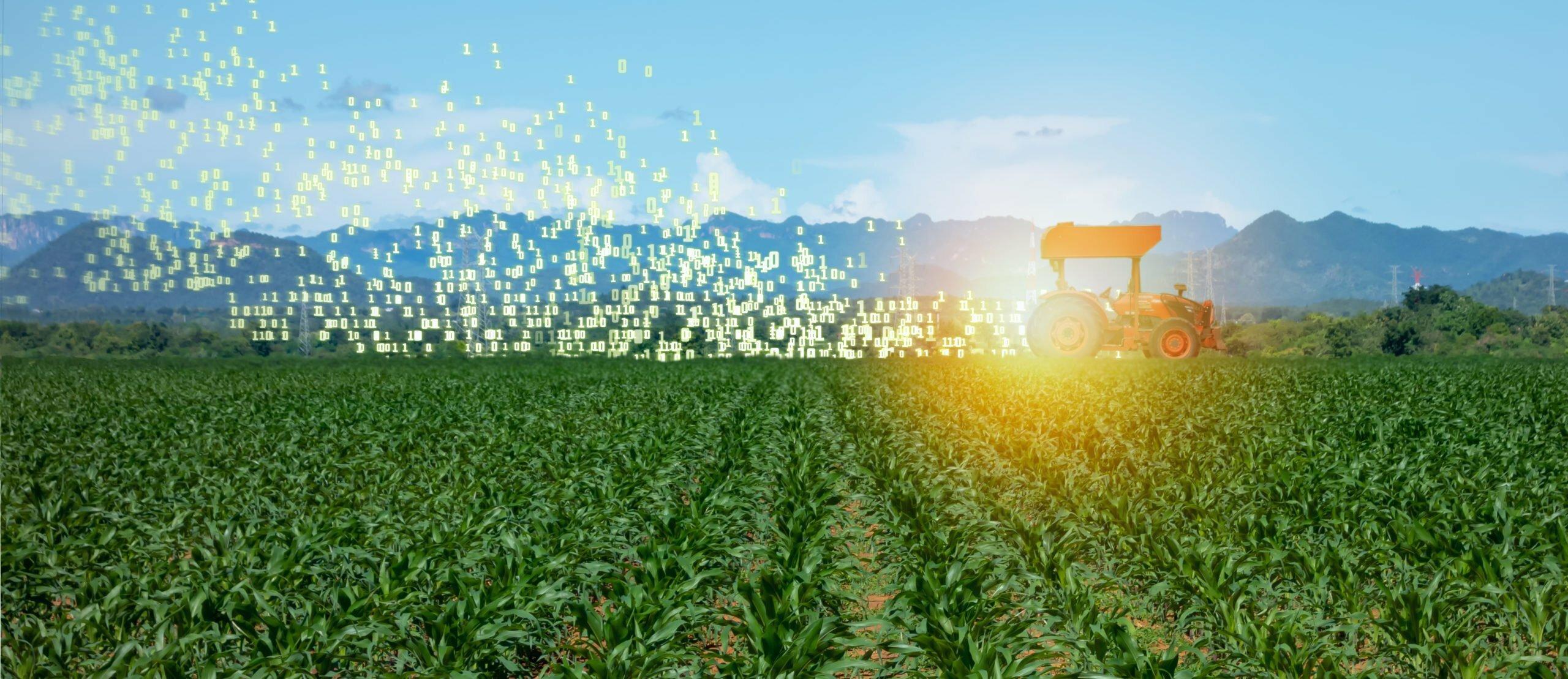 Farming has gone digital