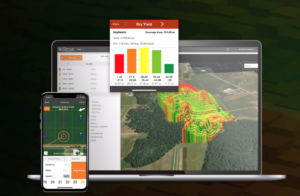Sirrus mobile app to provide data to farmers in the field